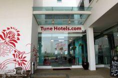 Tunes Hotel โรงแรมสะดวกและประหยัดใกล้สนามบิน
