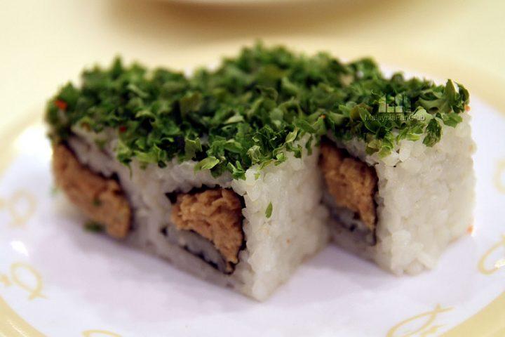 ร้านซูชิรางเลื่อน Sushi King @ Mid Valley Megamall