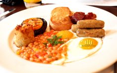 The River Grill อาหารเช้า @ Casa del Rio Melaka Hotel