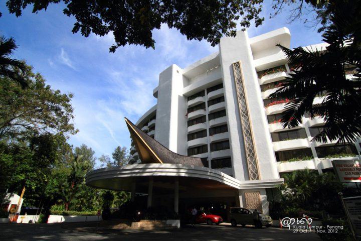 Golden Sands Resort by Shangri-La, Penang Malaysia