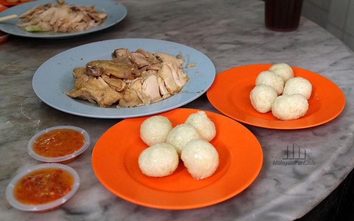 Chop Chung Wah Chicken Rice Ball @ Jonker Street, Melaka